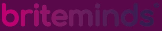 Briteminds logo met copyright aanduiding